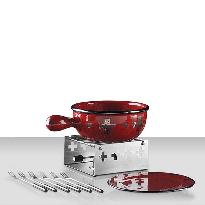 1 fondue set swiss s gi ag. Black Bedroom Furniture Sets. Home Design Ideas