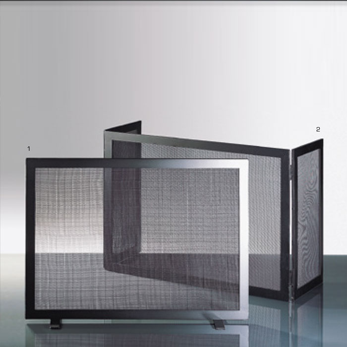 27 funkenschutzgitter schwarz und edelstahl s gi ag. Black Bedroom Furniture Sets. Home Design Ideas